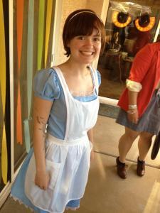 Alice! (Me)