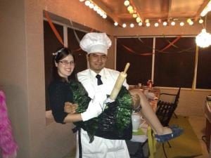 The Cook and the Maid