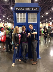 9th doctor and my companions