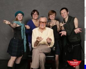 Stan Lee!!!