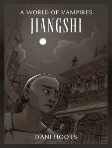 Jiangshi - book cover template 3 FLAT LGSIZE