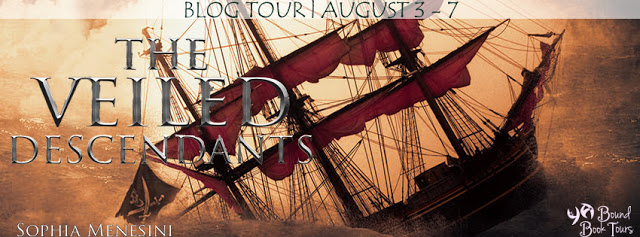 The Veiled Descendants tour banner.jpg