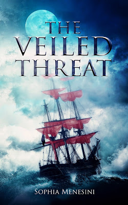 The Veiled Threat eBook - 2560 x 1600 (Amazon Kindle)